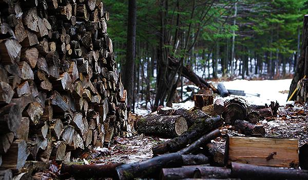 post-madera